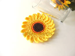 Crochet Sunflower Pattern Enchanting Crochet Sunflower Patterns To Brighten Up Your Life