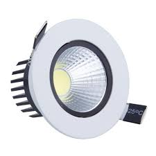 Led Down Lights 9w Led Down Light Cob Dimmable Led Recessed Ceiling Downlights Lamp De Luz De Techo For Home Lighting Decorate