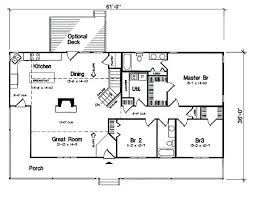 rectangular house plans. Rectangular Home Plans Bright Design 7 Ranch House Best Images About Build A On