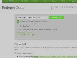 image led get xbox live gold free using a gold generator step 9