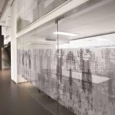 656m² Design Dekor Fensterfolie Sichtschutzfolie City
