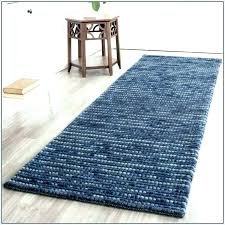 striped bathroom rug navy and white bath blue runner rugs