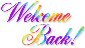 Welcome Back Graphics Colorful Welcome Back Graphic English Welcome