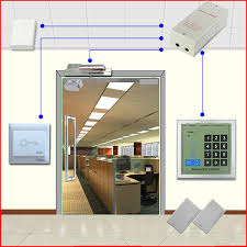 get quotations glass door electronic access control systems magnetic lock double door card password to