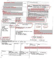 bill of loading bill of lading customs clearing custom broker chb importing