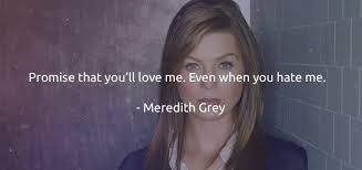 Grey's Anatomy Love Quotes Enchanting 48 Grey's Anatomy Quotes BuzzKidnet