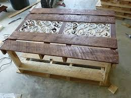 Pallet Coffee Table On Coffee Table Sets And Elegant Diy Coffee Pallet Coffee Table Plans