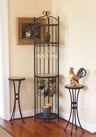 corner furniture design. metal corner wine rack furniture for home mini bars design inspiration e