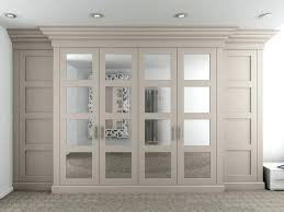 large wardrobe closet ikea how to customize add mirror tiles and trim to closet doors in bedroom