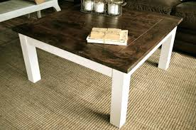Coffee Tables : Exquisite Distressed Wood Coffee Table Ideas  Beachdistressed Round For Sale Off White Tablewhite Washed Small Clear  Crate And Barrel ...