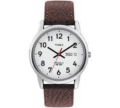 buy timex men s easy reader watch at argos co uk your online timex men s easy reader watch434 4865