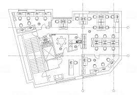 office furniture plans. Standard Office Furniture Symbols On Floor Plans Royalty-free Standard  7