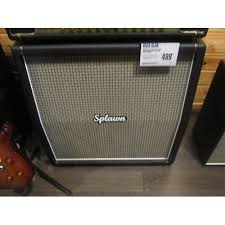speakers guitar center. splawn 4x12 slant w/creamback 65w speakers guitar cabinet center