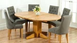 wonderful round oak dining tables of extending table for round oak dining table decorations oak dining