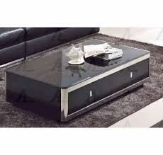 Shop with afterpay on eligible items. Mariam Black Wood Glass Coffee Table By American Eagle Furniture