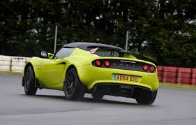 lotus elise s cup photos specs and review rs the fresh out of the box appeal allied to lotus s focused