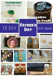 13 diy fathers day gift ideas