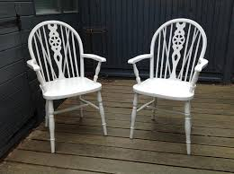 oak captain dining chairs