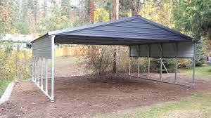 carport garage x steel building garageservinglancasterdauphinyorklebonan counties combo to conversion phoenix double plans carport garage metal roof styles