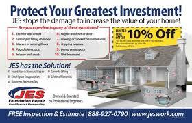jes foundation repair. Simple Jes JES Foundation Repair Inside Jes A