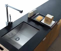 metal bathroom sink optimum stainless steel curved undermount