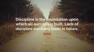 Discipline Quotes 41 Wallpapers Quotefancy
