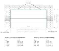 single car garage door size single garage doors sizes standard garage door sizes two car dimensions