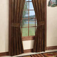 Wide Window Treatments montana morning rustic window treatment 8464 by xevi.us