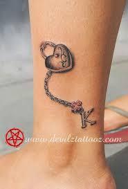 Lock N Chain Tetovani Tetování Nekonečna Tetování Matek A Dcer