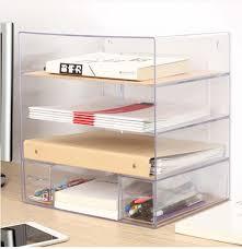 office desktop cabinet. Brilliant Office Transparent Combination Of Multi Document Holder Office Desktop Data A4  Paper File Cabinet Shelf On Office Desktop Cabinet R
