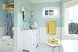 bathroom paint yellow. white and yellow bathroom blue paint l