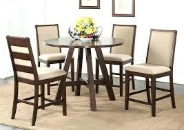 round pub table and chairs round pub table and chairs industrial style round pub table set