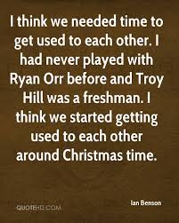 Ian Benson Christmas Quotes   QuoteHD