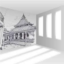 architecture sketch wallpaper. Modren Wallpaper SKETCH WALLPAPER MASJID KG KELING MELAKA To Architecture Sketch Wallpaper A