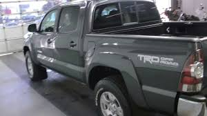 Used 2012 Toyota Tacoma 4WD DoubleCab TRD Navigation For Sale ...