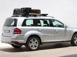 mercedes ml roof racks mercedes benz g class gl slimline ii roof rack kit by front runner