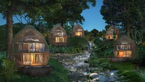 Delighful Tree House Hotel Pool Luxury Resort Phuket Thailand With Throughout Design Ideas