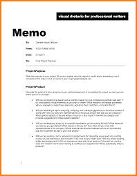 7 Business Memo Example Memo Business Funding Proposal Template