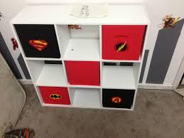 Superhero Boys Room Superhero Boys Room Bookshelf Random Pinterest Boy Rooms