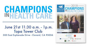 uc santa barbara and visiting nurse hospice care join us for a luncheon where our champions will share their takes on how to sustain a culture of