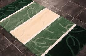 dark green bath rugs for bathroom ideas with square tile designs regard to rug prepare 16