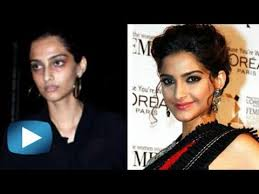 bollywood actresses without makeup funny video