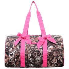 BNB Natural Camo® Quilted Large Duffle Bag-Hpk, SNQ2626-HPINK ... & BNB Natural Camo® Quilted Large Duffle Bag-Hpk Adamdwight.com
