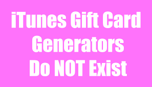 itunes gift card generator do not exist try this instead riscalda web