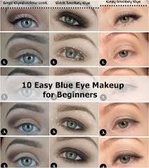 10 easy blue eye makeup for beginners