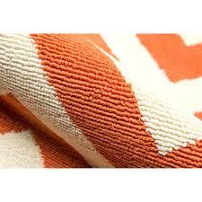 bathroom orange bath rugs bathroom agreeable chevron rug burnt mat pioneerproduceofnorthpole orange bath rugs