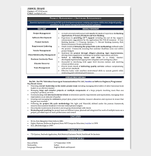 Experienced Resume Format Free Templates For Word Pdf