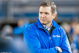 buffalo athletic director danny white the leading candidate for ub athletics
