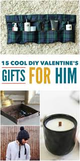 15 diy valentine s day gifts for him that he ll actually love
