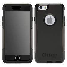 iphone 6 black case. otterbox® iphone 6/6s case commuter - black iphone 6 l